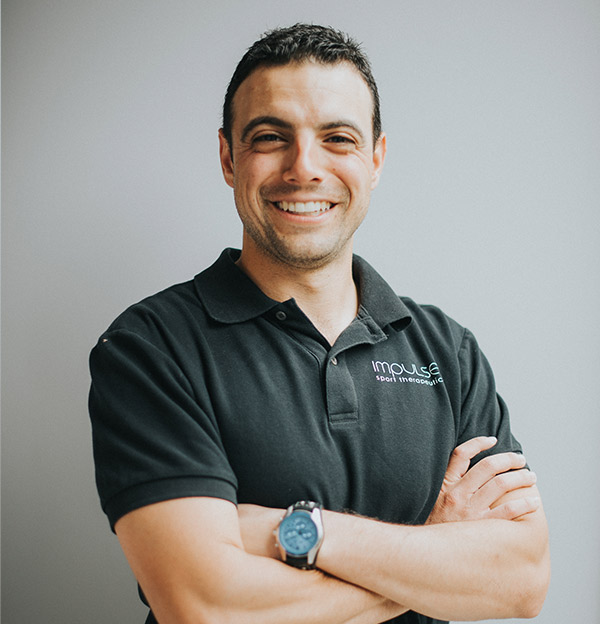 Dominic Pierre Registered Sport Physiotherapist-Port Moody