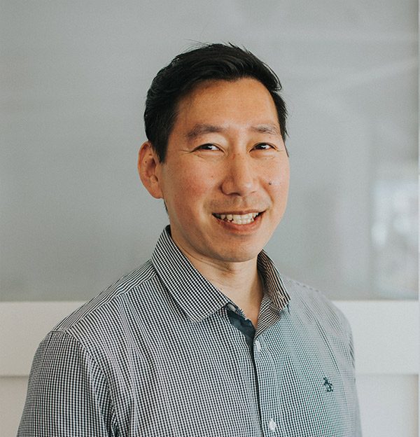 Laurence Wong Physiotherapist West Vancouver