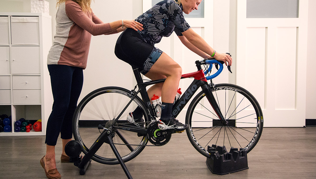Physio Bike Fit West Vancouver