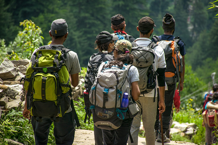 How To Pack A Backpack For Hiking and Camping